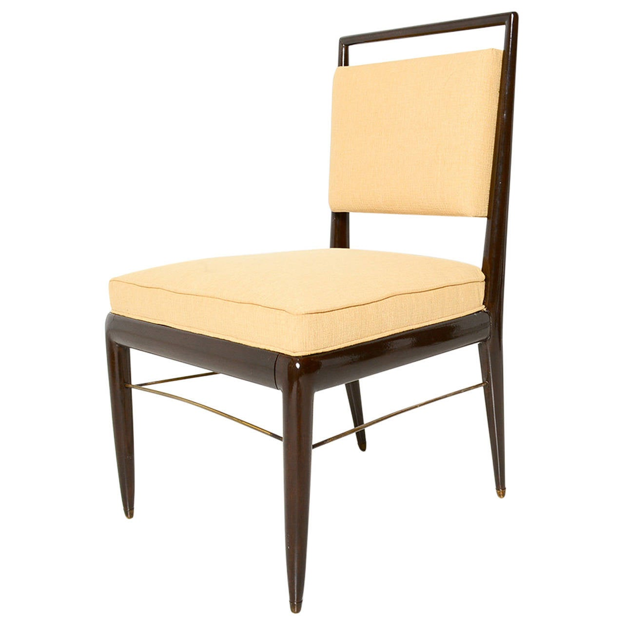 Escudero Single Side Chair At 1stdibs