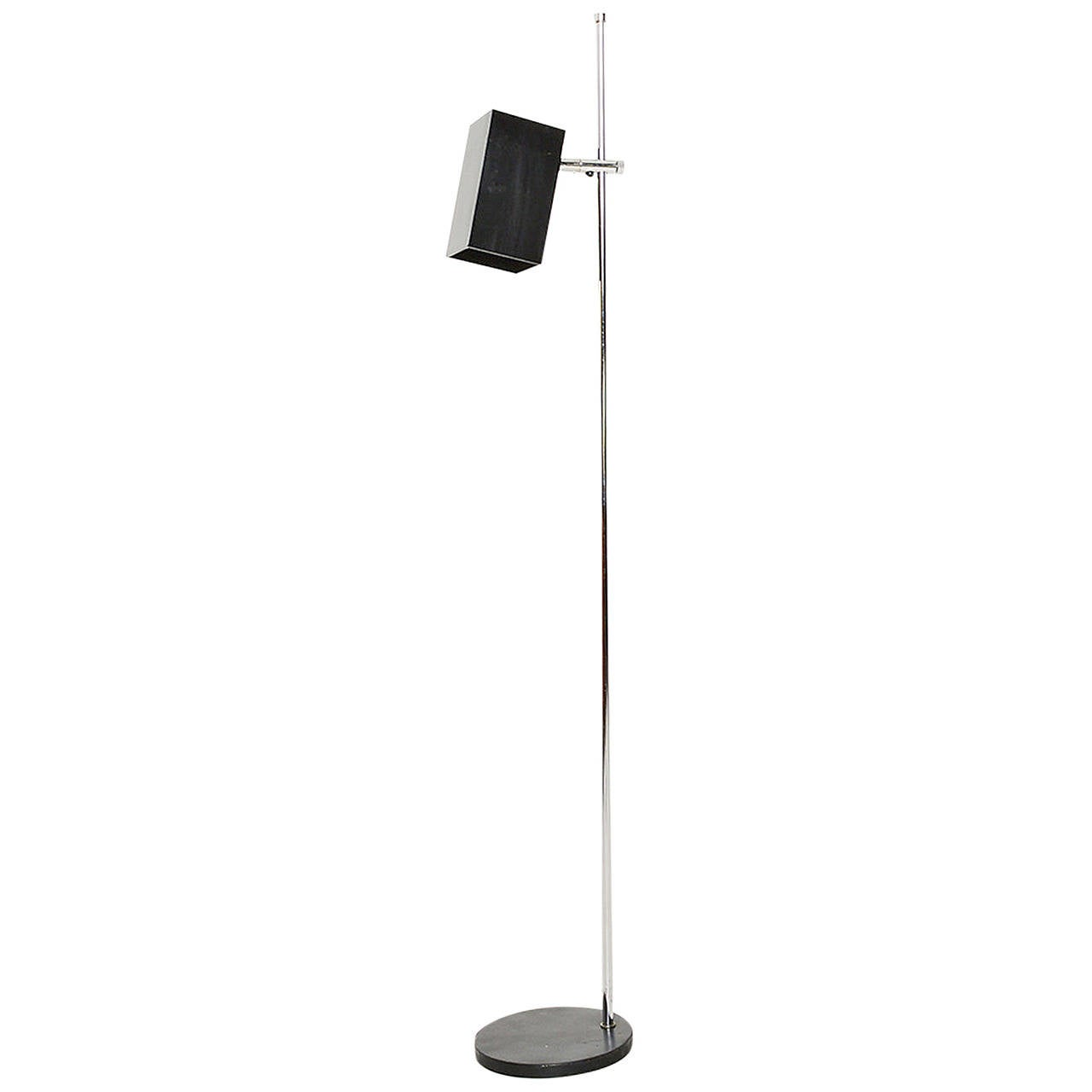 Rare Koch & Lowy Floor Lamp