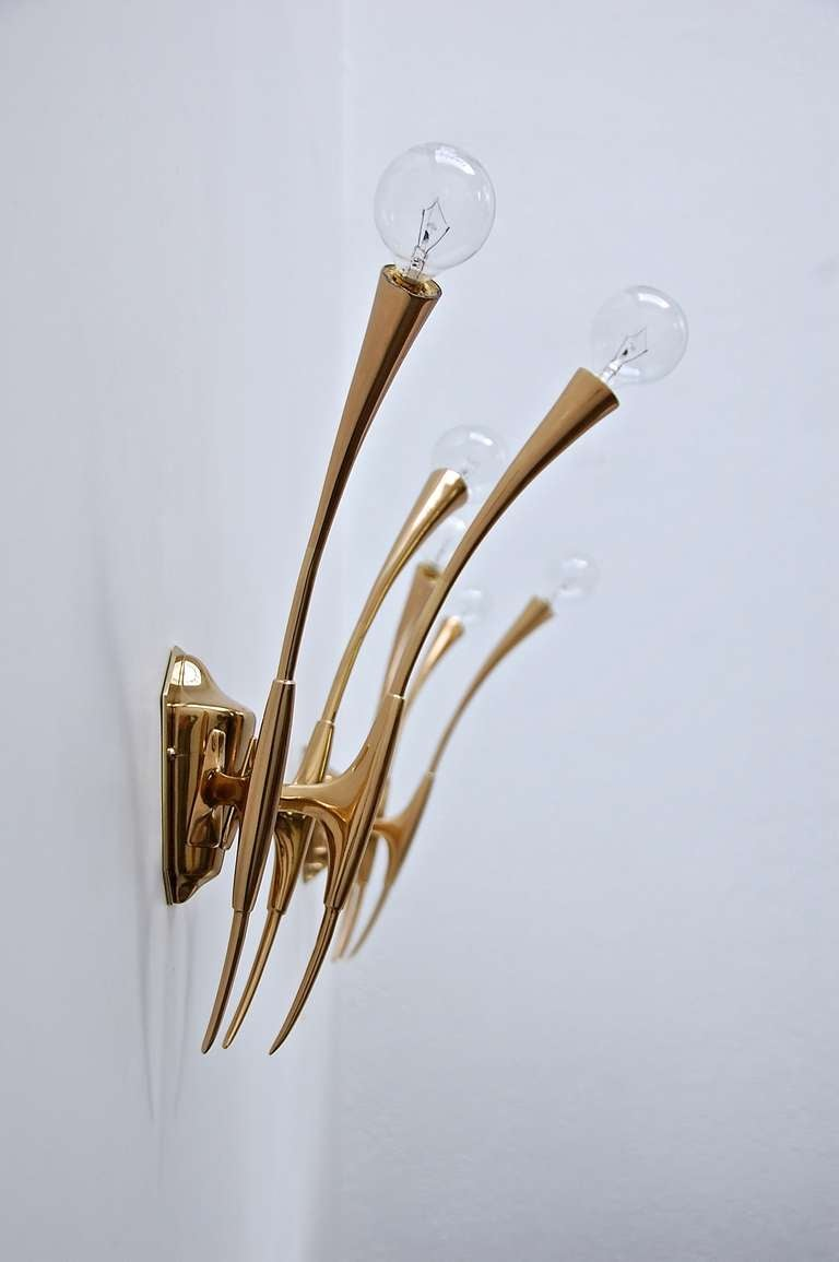 Guglielmo Ulrich Attributed Sconces For Sale At 1stdibs
