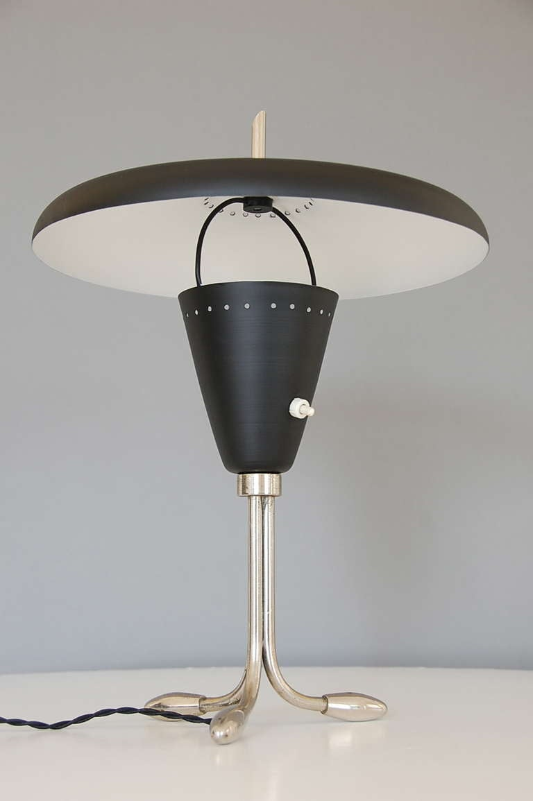 1950s American Table Lamp For Sale at 1stdibs