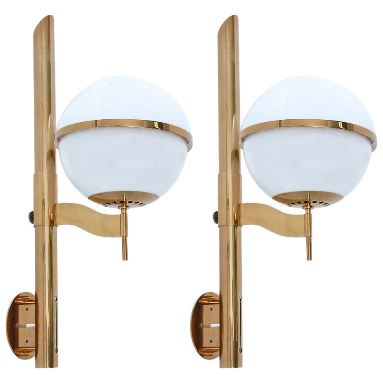 Large Artemide Wall Lamps For Sale