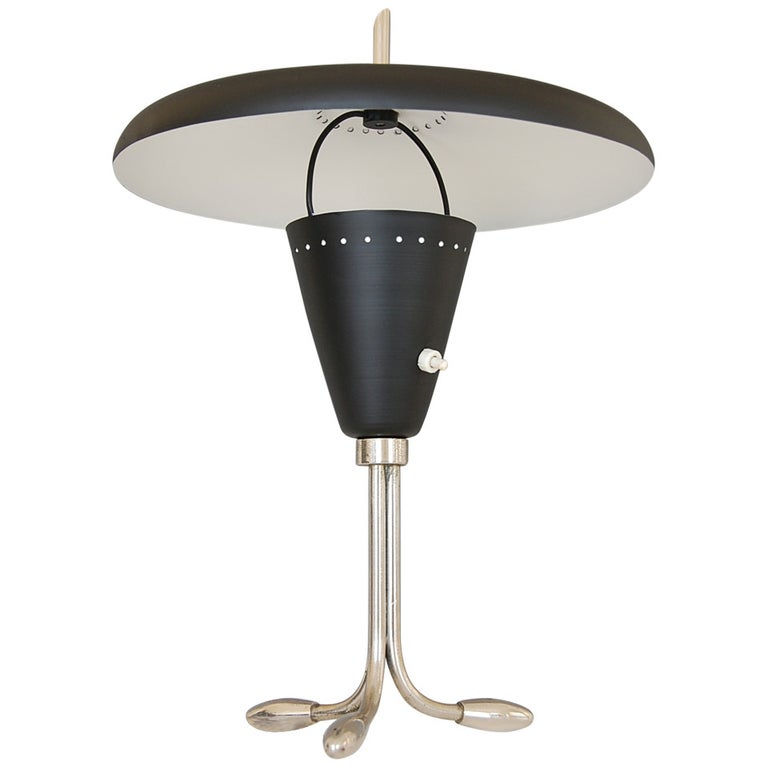 1950s American Table Lamp For Sale