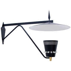 Swiss Outdoor Sconce