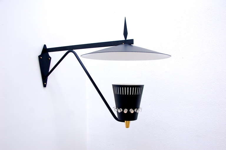Swiss Outdoor Sconce For Sale 3