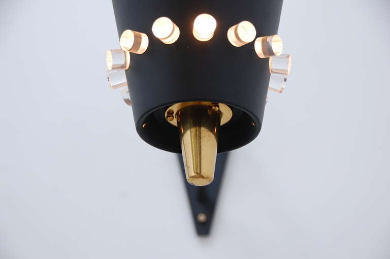 Swiss Outdoor Sconce For Sale 1