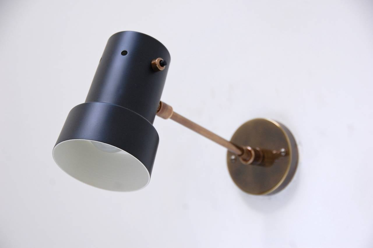 Modern Wall Sconces Italian : Classic Modern Italian Sconces For Sale at 1stdibs