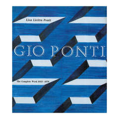 Gio Ponti - The Complete Work