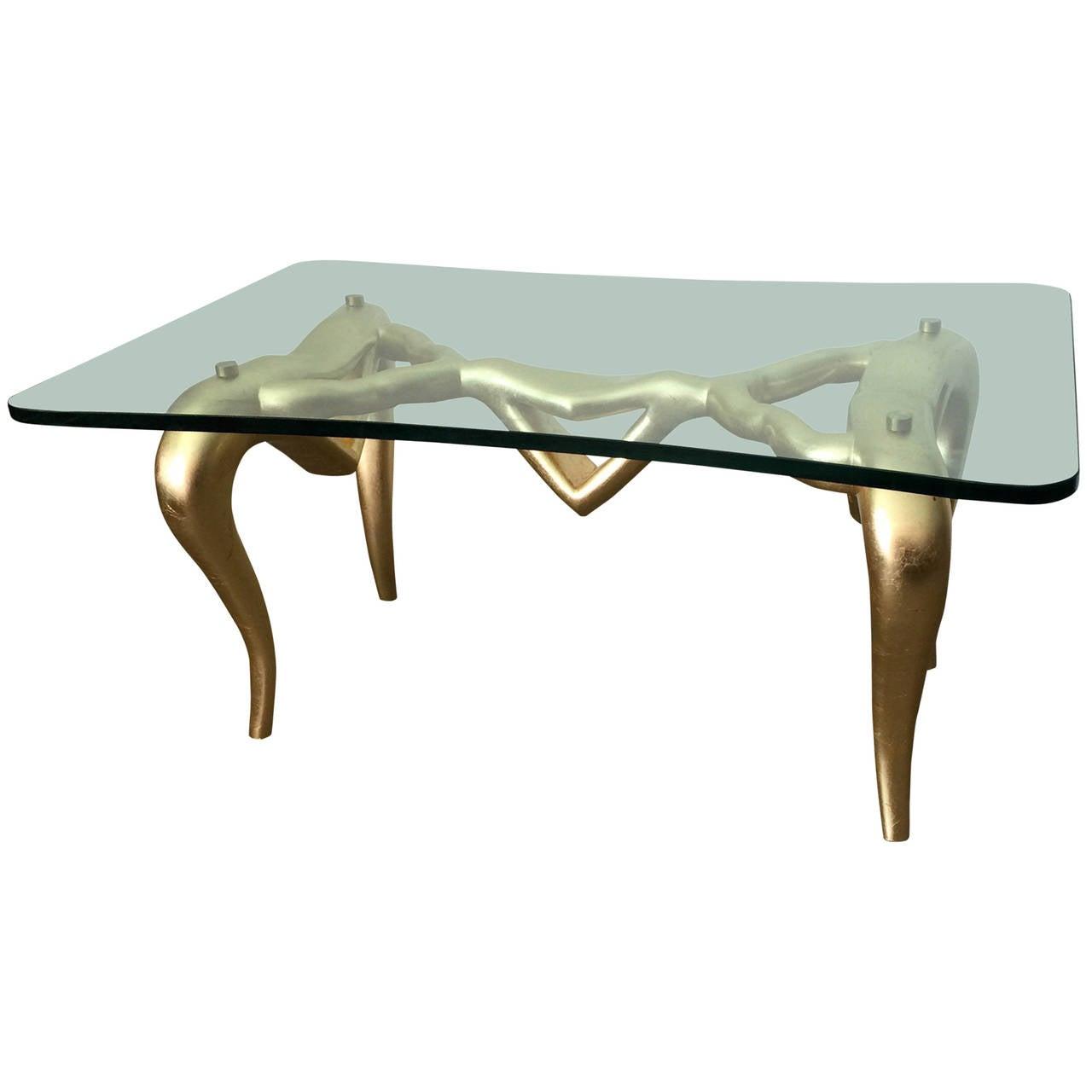 Neo Paradigm Studio: Néo-Surrealista Coffee Table By Alberto Vieyra And Jorge