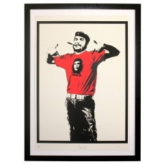 """CHE"" Screen Print by Dolk Ed, 2006"
