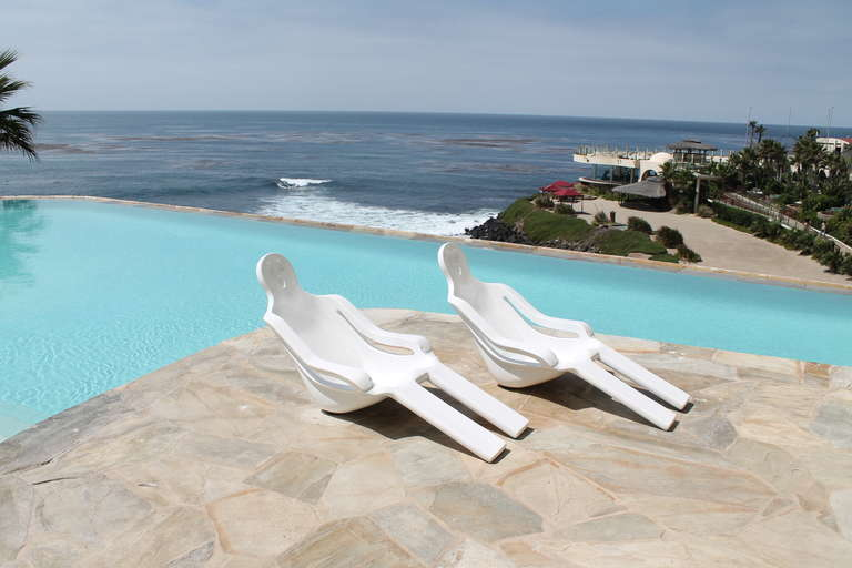 set of 4 unusual human shaped fiberglass chaises mexico. Black Bedroom Furniture Sets. Home Design Ideas