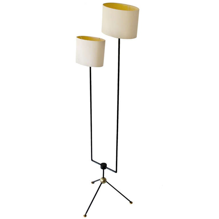 1950 S Arturo Pani Floor Lamp At 1stdibs