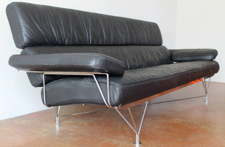 Leather Sofa Losing Color