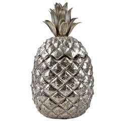 Pineapple Ice Bucket by Mauro Manetti, Italy, 1970s