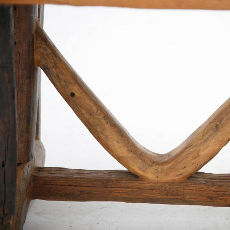 Sculpture of a Chair, France, 1940s In Excellent Condition For Sale In Madrid, ES