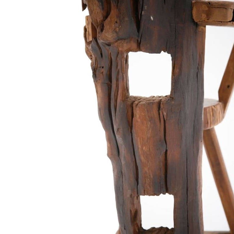 Sculpture of a Chair, France, 1940s For Sale 2