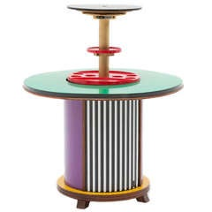 Bar Cabinet Designed by Doro Cundo and Edited by Singer & Sons, Italy, 1980s
