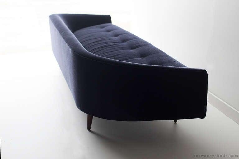 Mid-20th Century Adrian Pearsall Cloud Sofa for Craft Associates