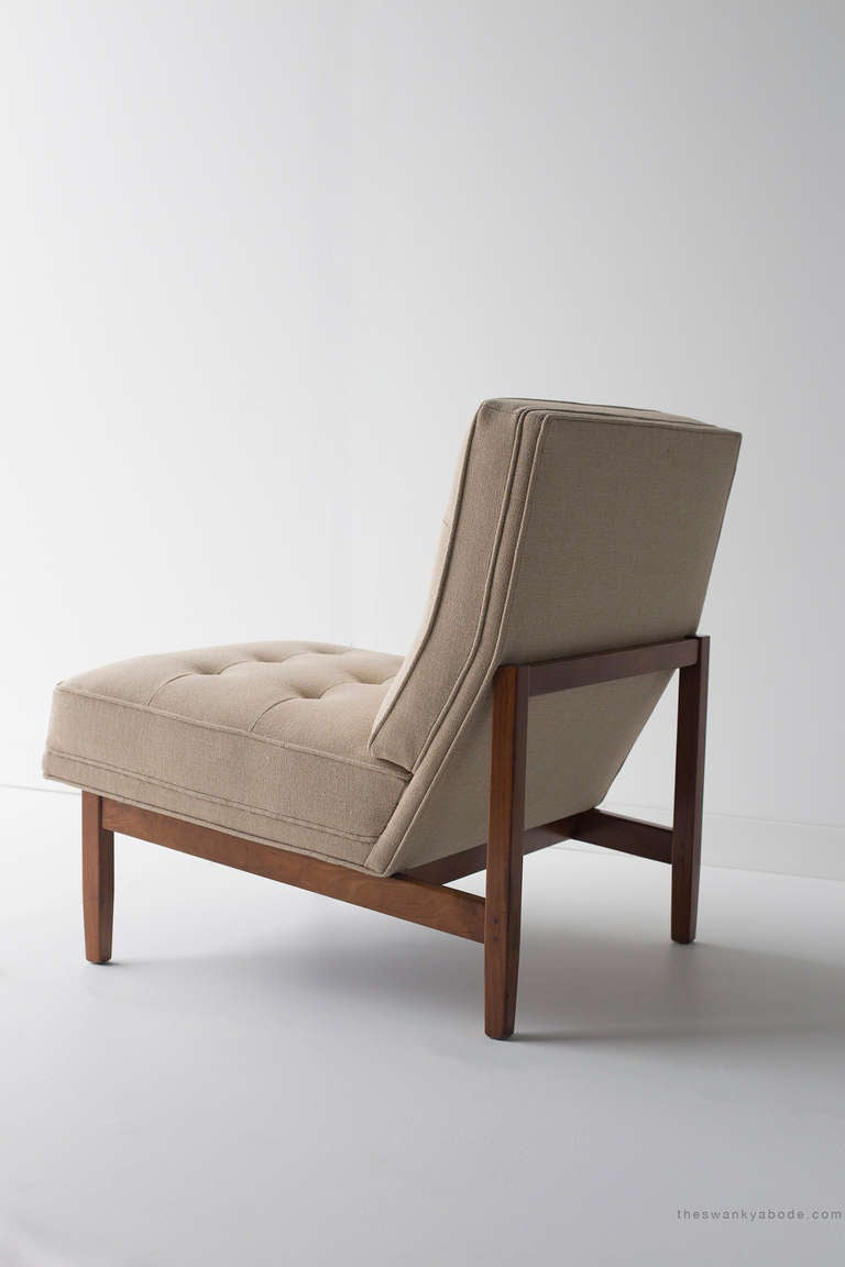 Florence Knoll Lounge Chair For Knoll International At 1stdibs