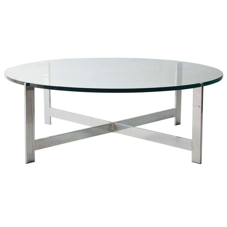 Milo Baughman Coffee Table for Thayer Coggin