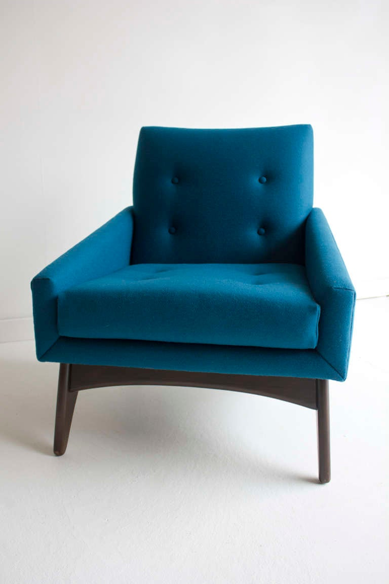 Adrian Pearsall Lounge Chair For Craft Associates At 1stdibs