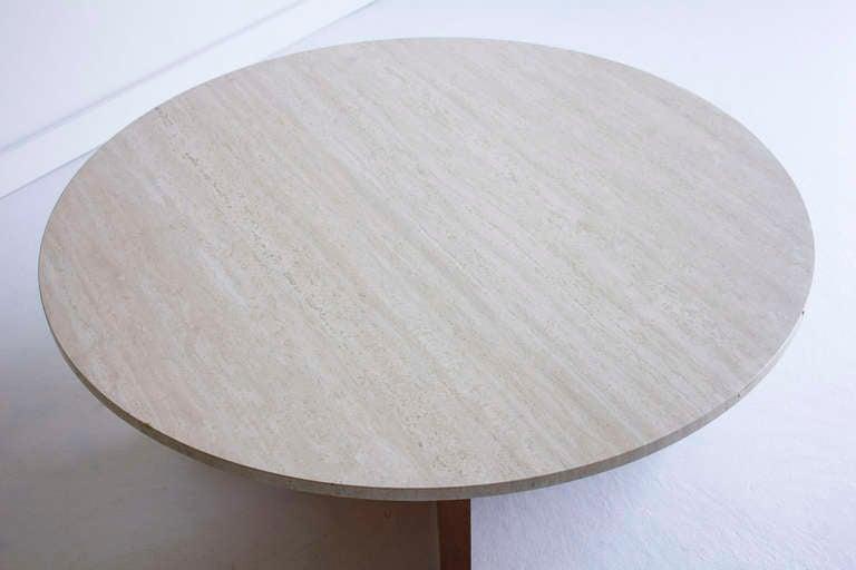 Mid Century Italian Marble Coffee Table 4