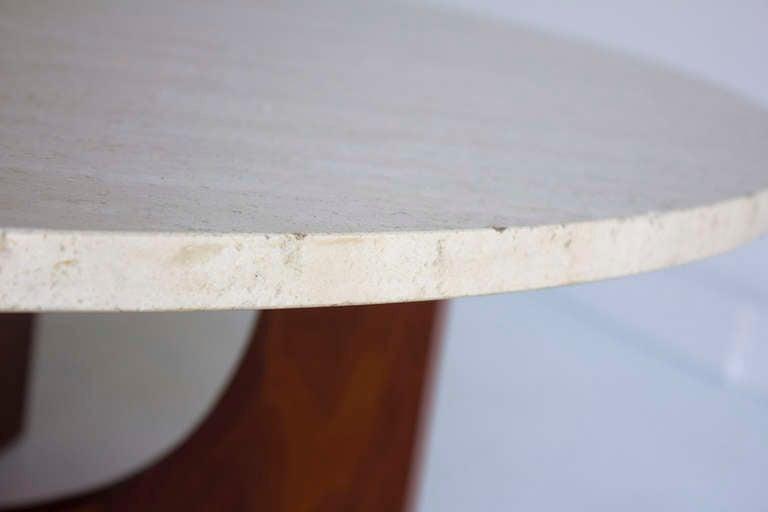 Mid Century Italian Marble Coffee Table 5