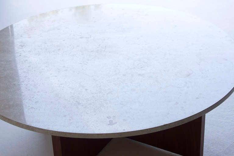 Mid Century Italian Marble Coffee Table 7