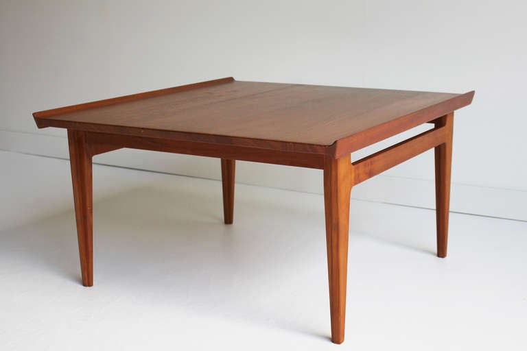 Finn Juhl Side Table For France And Sons. Table Is In Very Good Original  Condition