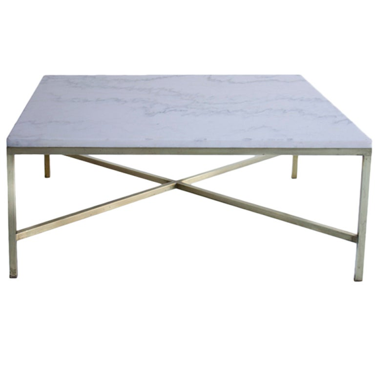 Marble Coffee Table : ... _swanky_Paul_McCobb_Brass_and_Marble_Coffee_Table_for_Calvin_Co.jpg
