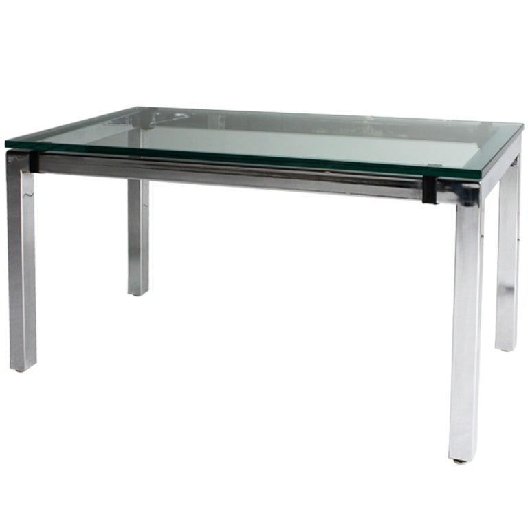 Glass Side Tables UK: Luxury Glass Furniture Specialists - Glassdomain