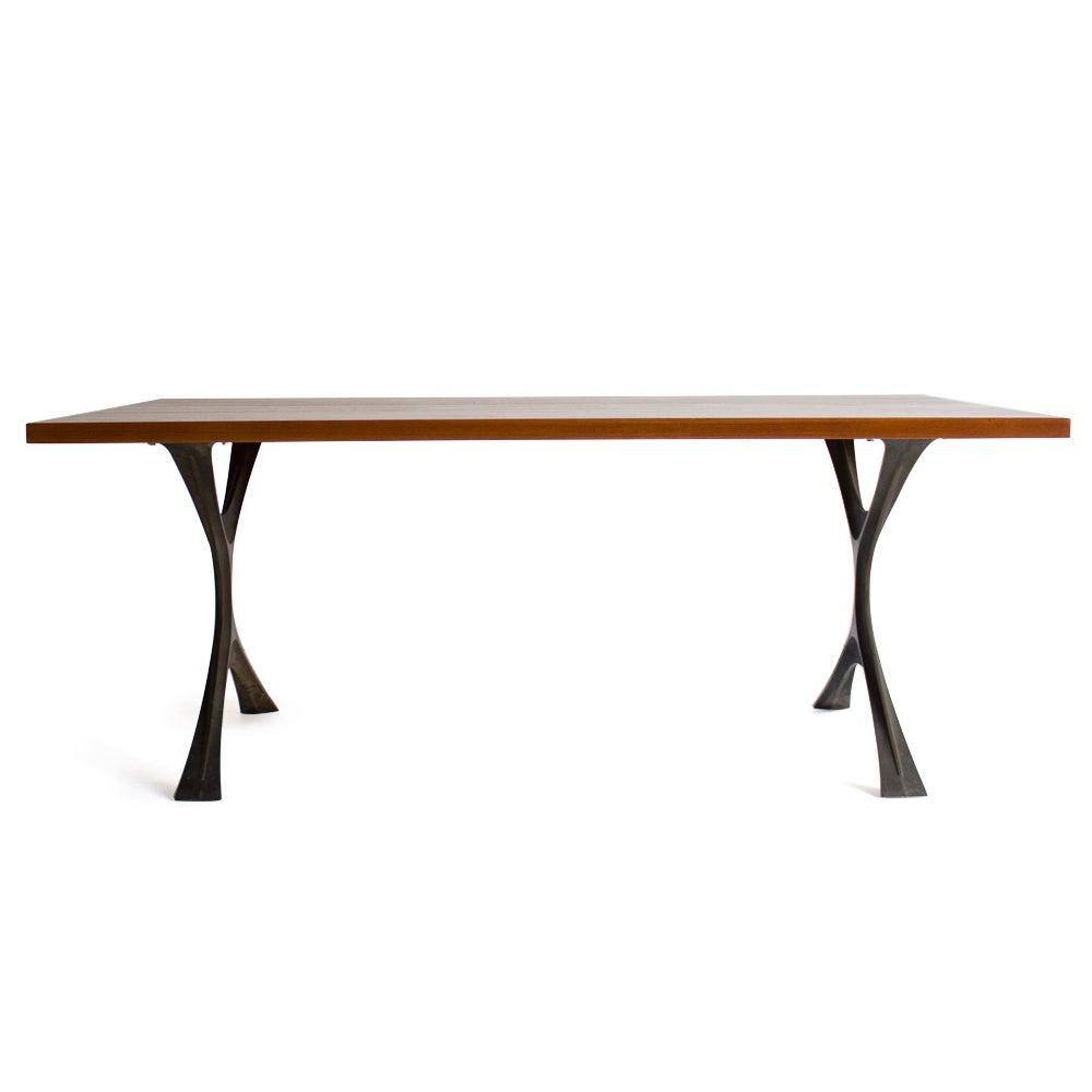 George Nelson Bronze Series Teak Coffee Table for Herman Miller