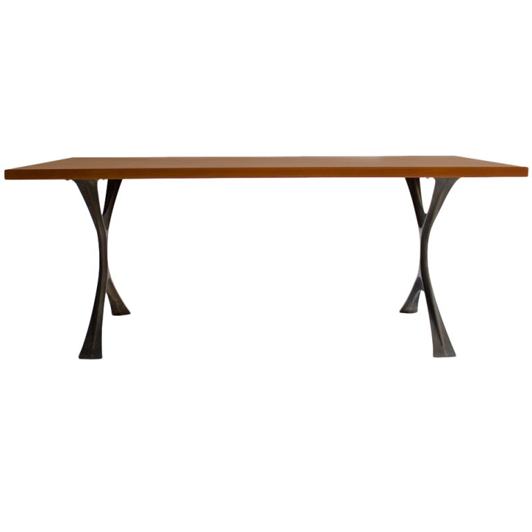 George Nelson Bronze Series Teak Coffee Table for Herman Miller