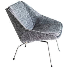 Cees Braakman Lounge Chair for Pastoe
