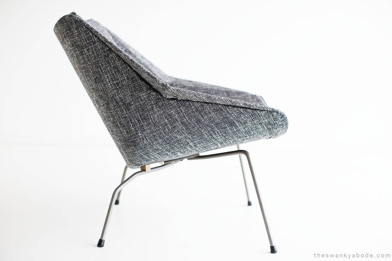 Mid-20th Century Cees Braakman Lounge Chair for Pastoe For Sale