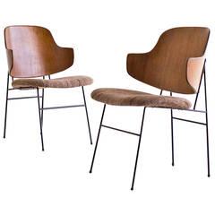 Ib Kofod-Larsen Penguin Chairs