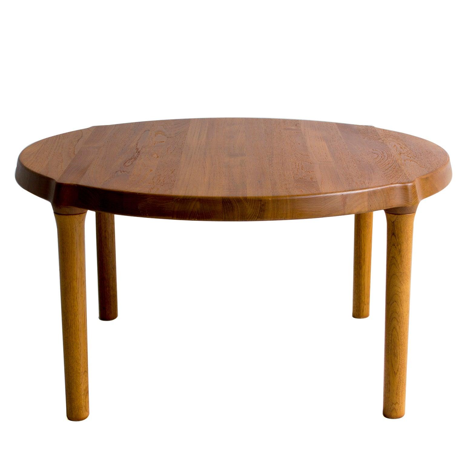 Danish Teak Side Table