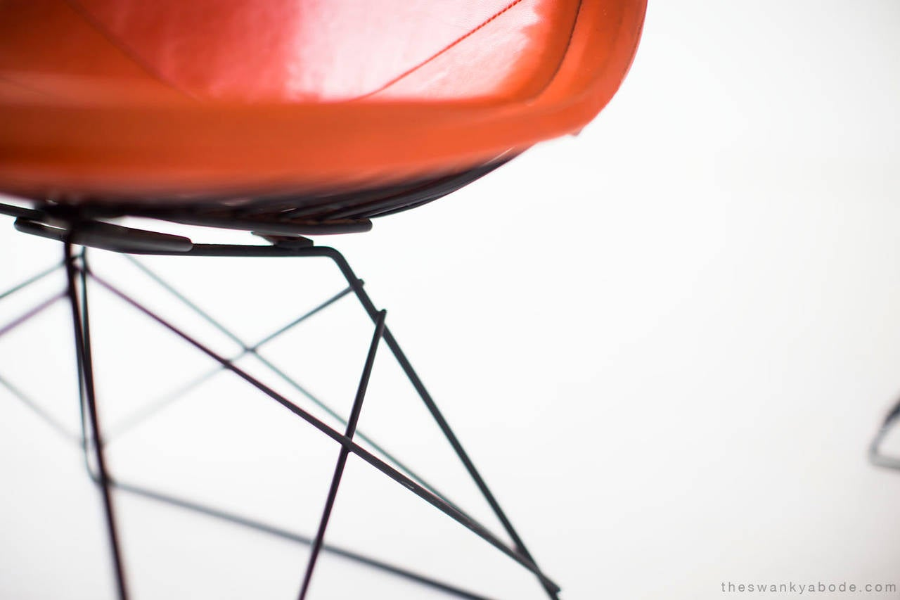 American Ray and Charles Eames LKR-1 Lounge Chairs for Herman Miller For Sale