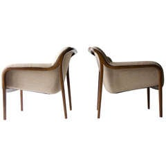 Bill Stephens Lounge Chairs for Knoll International