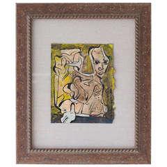 """Alexander Gore Modern Art """"Libertine Form"""""""
