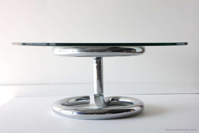Mid-Century Modern Anaconda Coffee Table by Paul Tuttle For Sale