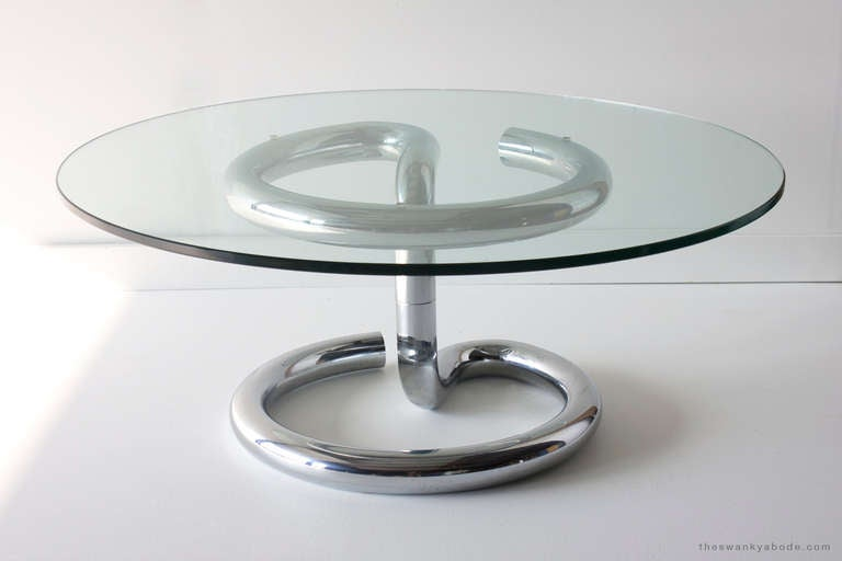 Anaconda Coffee Table by Paul Tuttle For Sale 1