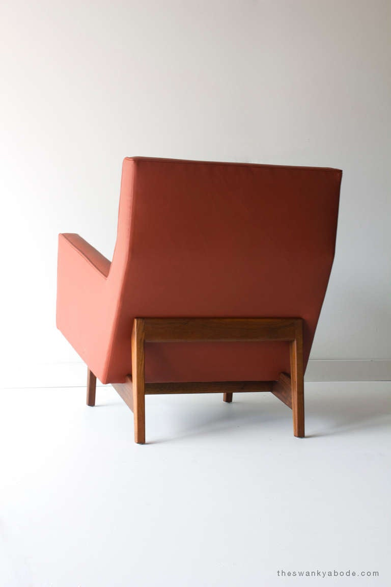 Jens Risom Lounge Chair For Risom Design 3