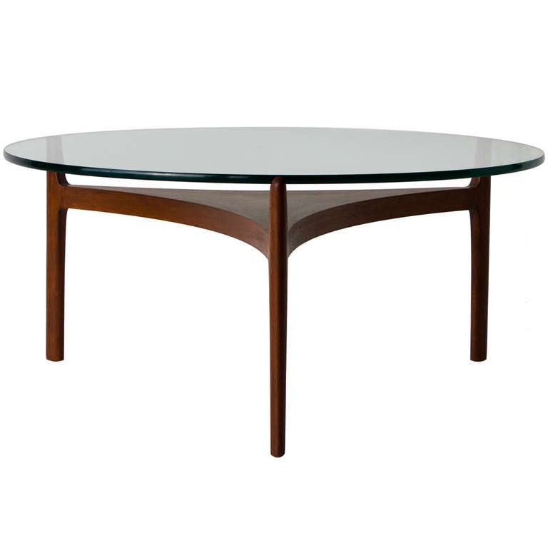 Sven Ellekaer Danish Modern Coffee Table For Sale At 1stdibs