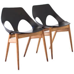 Carl Jacobs C2 Jason Chairs for Kandya