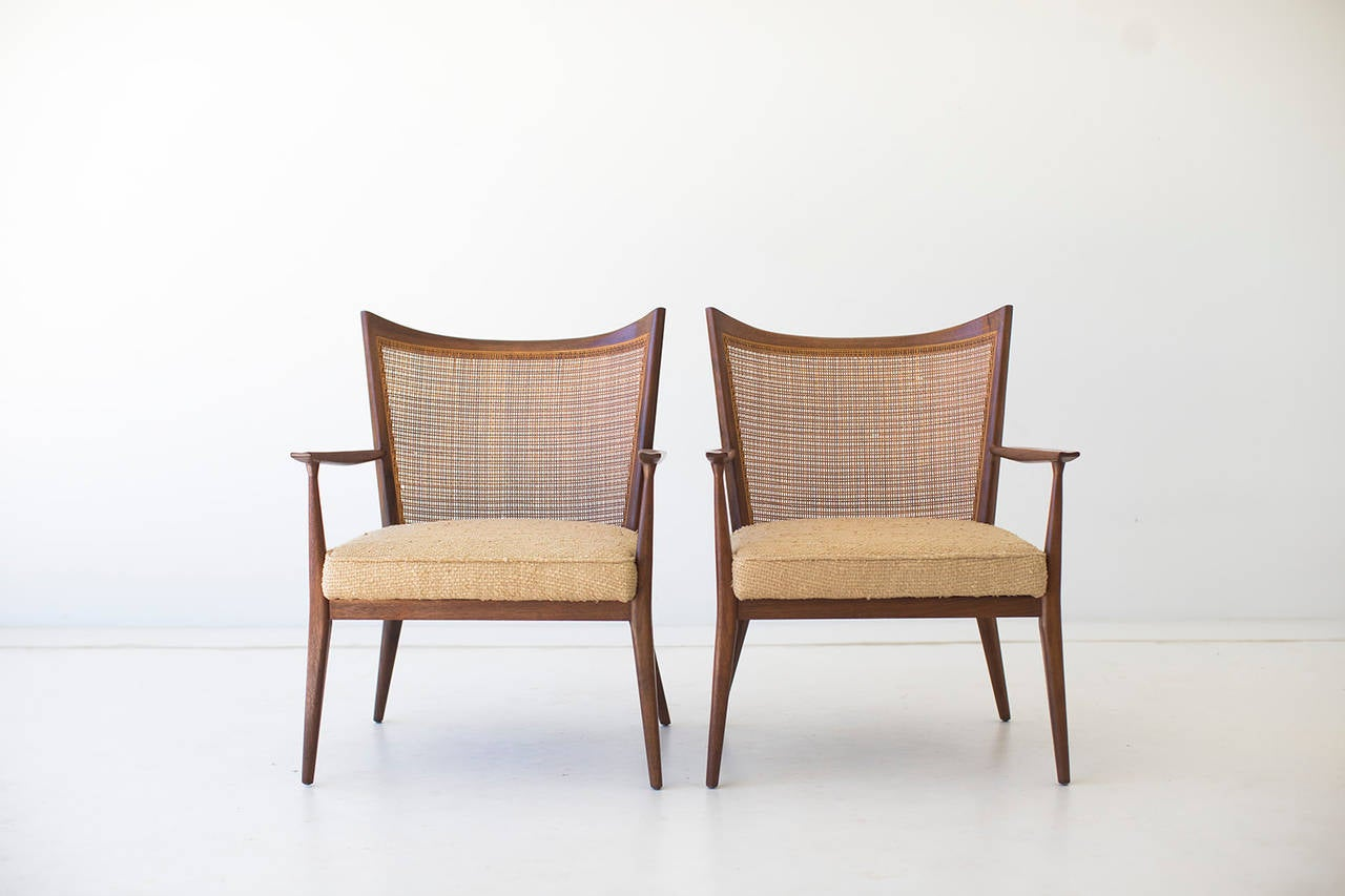 Paul Mccobb Lounge Chairs For Directional For Sale At 1stdibs