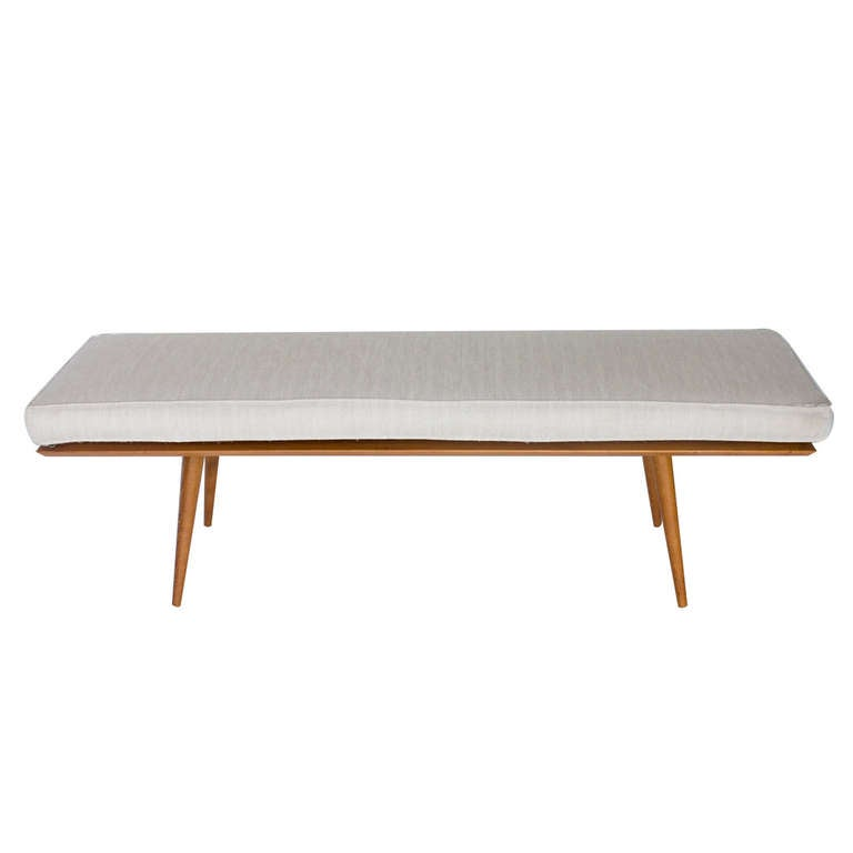 Paul McCobb Bench for Winchendon Planner Group Series at