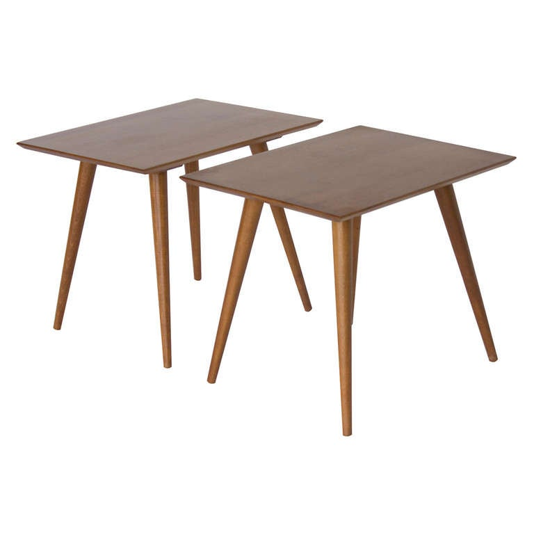 Paul McCobb End Tables for Winchendon, Planner Group Series