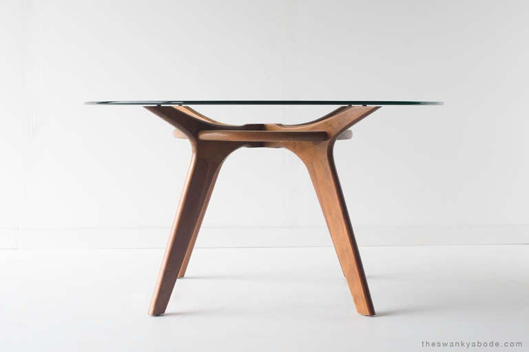 Adrian Pearsall Game Table and Chairs for Craft Associates 2