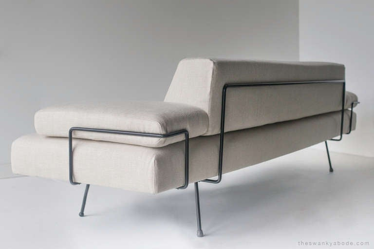 American Adrian Pearsall Sofa for Craft Associates For Sale