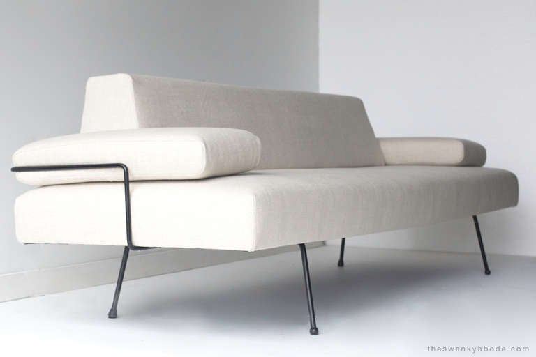 Adrian Pearsall Sofa for Craft Associates For Sale 4